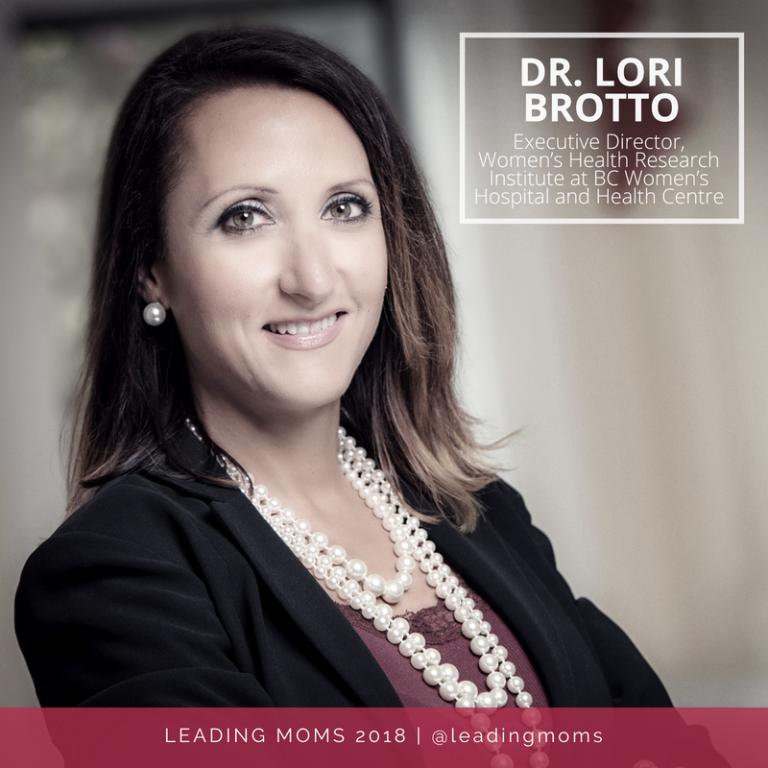 Dr. Lori Brotto with name